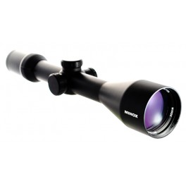 Minox ZA5 HD 3-15x50 SF Rifle Scope Plex Reticle 66440