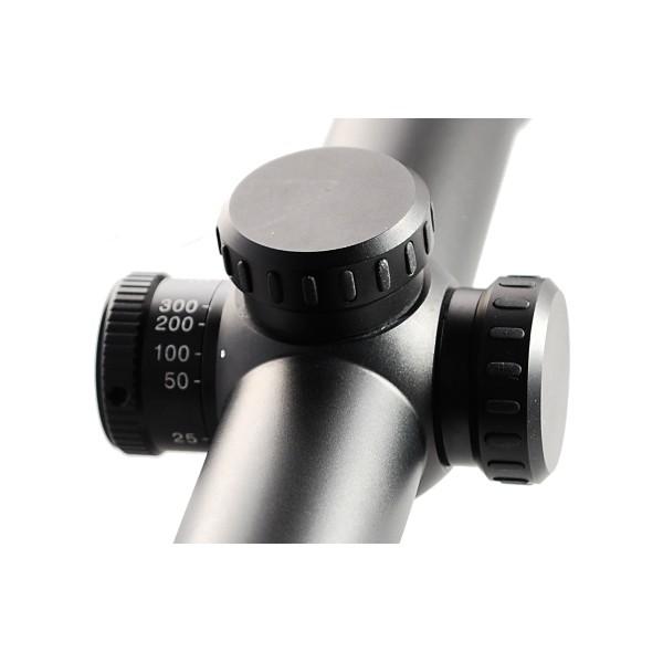 Minox ZA5 HD 3-15x50 Turret Caps