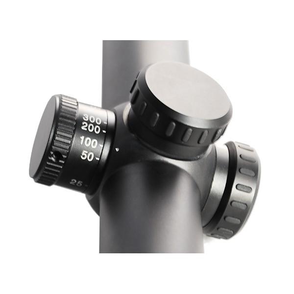 Minox ZA5 HD 3-15x50 Side Focus