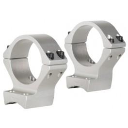 Talley Lightweight Ring/Base Howa 1500 1 Inch Medium Silver S940700-H1500
