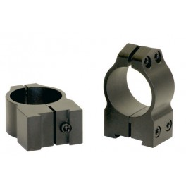 Warne Maxima Scope Rings for CZ 527 30mm High 15B1M