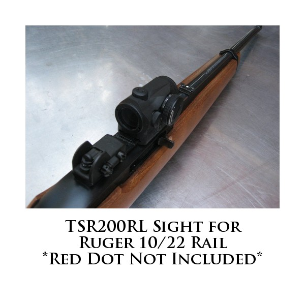 Tech Sights Aperture Sight for Ruger 10/22 Rail TSR200RL On Sale