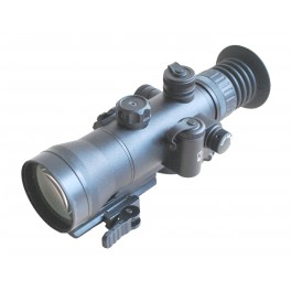 LN-SPRS3-MINI-ITT Luna Optics Special Purpose 3x80 Night Vision Rifle Scope