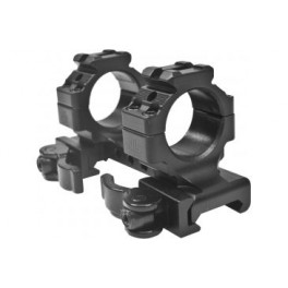 """Leapers Integral Quick Detach 1"""" Ring Mount M1B35070R2"""