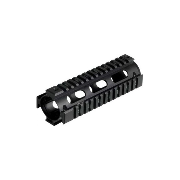 Leapers UTG Ruger 10 22 Tactical Quad Picatinny Rail System - Leapers model code MNT-HG Leapers UTG Ruger 10 22 Commando Tactical Quad Rail System.