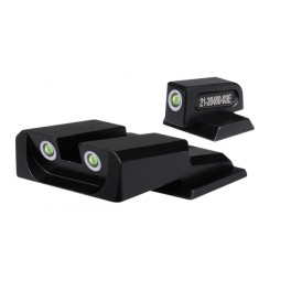 Dead Ringer SP Tritium Night Sights for Glock G-P 3 DR4937
