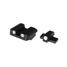 HIVIZ NiteSight Front and Rear Sights for Sig P-Series SGN1268