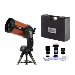 Celestron NexStar 8SE Telescope and Observer's Accessory Kit