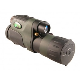 LN-DM5-HRV Luna Optics 5x Digital High Resolution Night Vision Monocular