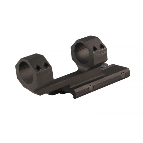 AIM Sports Inc 30mm Cantilever Scope Mount 1.75 Height Black MTCLF317