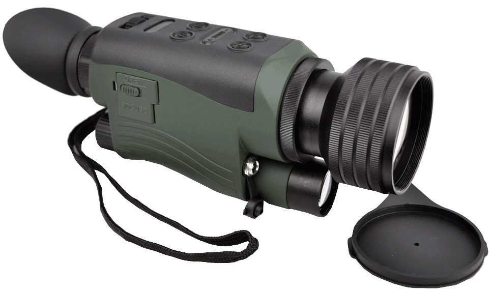 Ln dm hd luna optics hd digital night vision monocular on sale