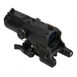 NcSTAR Ultimate Sighting System Gen II 3-9x42 MIL-DOT with Red Dot STP3942GDV2