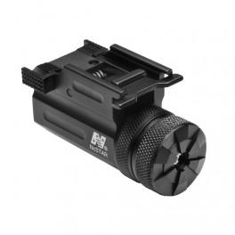NcSTAR Compact Green Laser QD Weaver Mount AQPTLMG