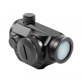 AIM Sports 1x20 Micro Dot Sight with Lower 1/3 Co-Witness QD Mount RQDT125-L