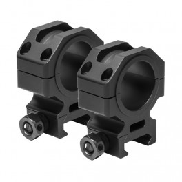 VISM 30mm Tactical Rings 1.1 Inch Height VR30T11
