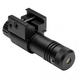 NcSTAR Compact Green Laser with Weaver Mount A2PRLSG