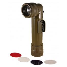 Fulton Flashlight MX991/U Right Angle Flashlight OD Green N47