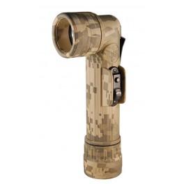 Fulton Flashlight MX991/U Right Angle Flashlight Digital Camo N47-CAB
