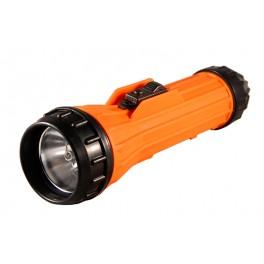 Fulton UL &  MSHA Safety Approved Waterproof Flashlight 911