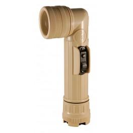 Fulton Flashlight MX991/U Right Angle LED Flashlight Tan N47-5-LED