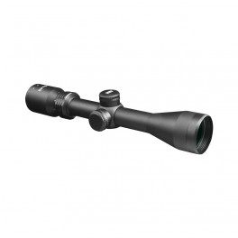 AIM Sports 3-9x40 Rifle Scope MIL-DOT JLM3940G