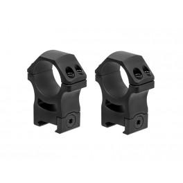 UTG PRO POI Picatinny Scope Rings 30mm High RWU013022