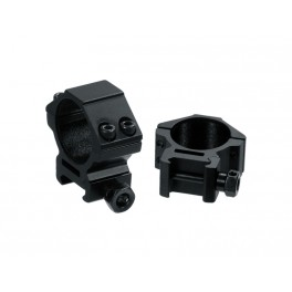 UTG ACCUSHOT Universal Scope Rings 30mm Low RGWM-30L4