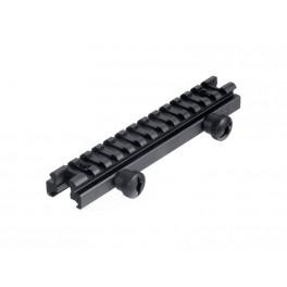 UTG Picatinny Riser Mount 13 Slot 0.5 Inch Height MNT-RS05L