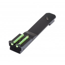 HIVIZ Universal Fiber Optic Rear Sights for Rifles 3/8 Inch Dovetail UNI2006
