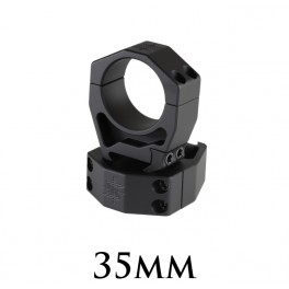 Seekins Scope Rings 35mm High 4 Screw