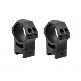 UTG PRO POI Picatinny Scope Rings 34mm High RWU013420