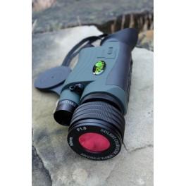 LN-G2-M50 Luna Optics HD Digital Night Vision Monocular 6-30x50