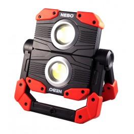 NEBO Omni 2k Rechargeable Work Light NEB-WLT-0015