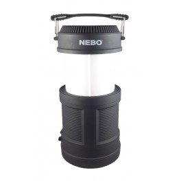 NEBO Big Poppy Rechargeable Lantern and Power Pack 6908