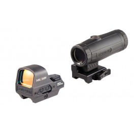 Holosun HS510C Reflex Sight and HM3X Magnifier Combo