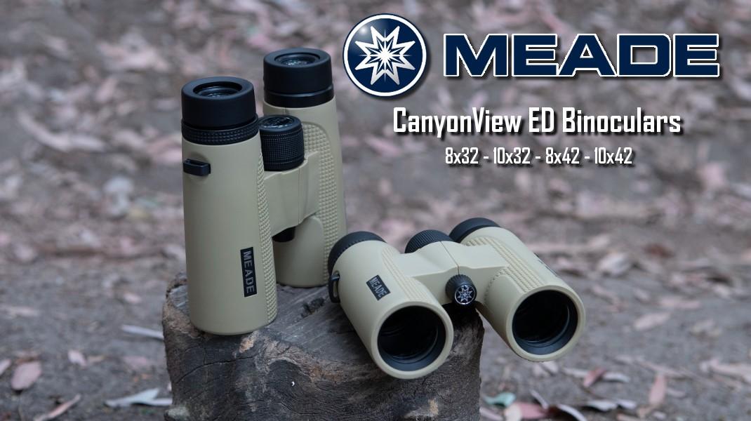 Meade CanyonView ED Binoculars