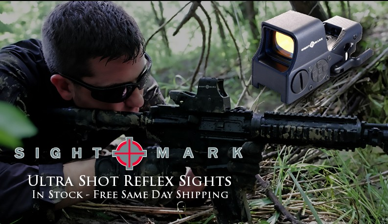 Sightmark Ultra Shot Reflex Sights On Sale