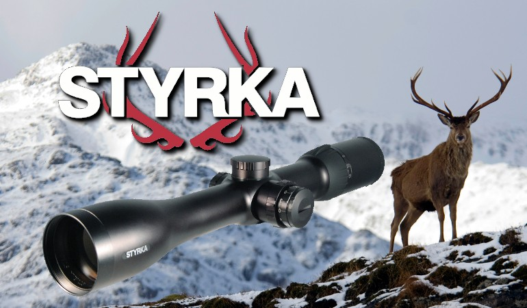Styrka Rifle Scopes