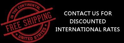 Discounted International Shipping
