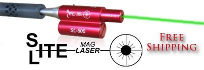 SiteLite Mag Laser - SiteLite Bore Sights