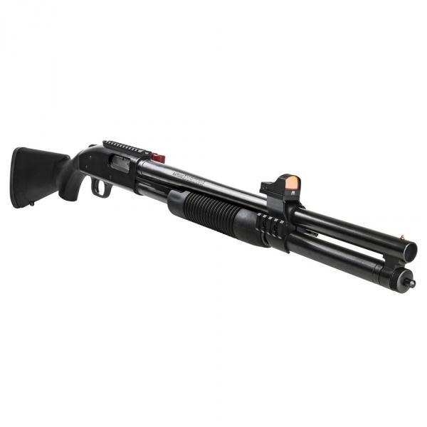 NcStar FOR Mosberg 500 590 Shotgun Barrel Mount Micro 3 Tri Rail Tactical System